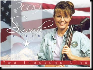 2009 Palin Calendar